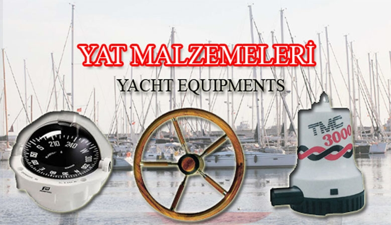 YACHT EQUIPMENTS