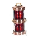 SN50 Side Light Red 112,5' Double (Metal Case)