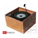 Lifeboat Compass 5'' In Wooden Box