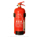 FIRE EXTINGUISHER ABC POWDER 2KG