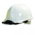 SAFETY HELMET CE,WHITE