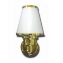 Cabin lamp 12/24V-ABS CHROME HARD SL