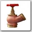 2 '' ECA Tip Rekorsuz Yangın Vanası