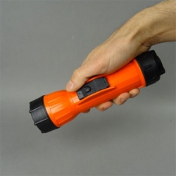 FLASHLIGHT 2217 LED 2CELL SAFETY