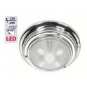 Krom tavan lambası no:2 LED li