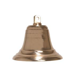 Bell Signal Cast Brass 150mm