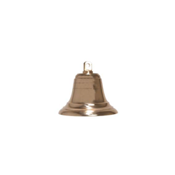 Bell Signal Cast Brass 100mm