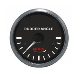 RUDDER ANGLE İNDİCATOR 12/24 V WITH 85MM SWİTCH