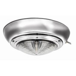 Chrome ceiling lamp No.: 1