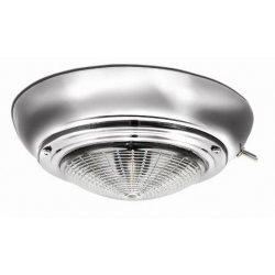Chrome ceiling lamp No.: 2