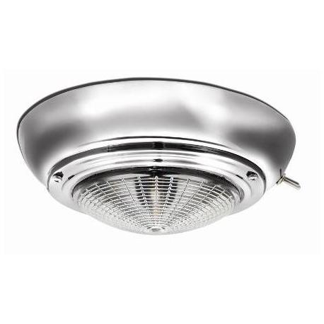 Krom tavan lambası no:3
