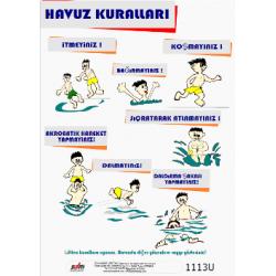 ÇÖP BİDON ETİKET-CAM A4