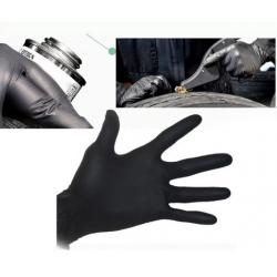Gloves working cotton