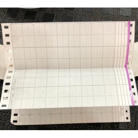 TOKIMEC PAPER TYPE CR 1/2/3/4– KAĞIDI 150X75X35