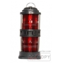 SN100 Side Light Red 112,5' Double B22